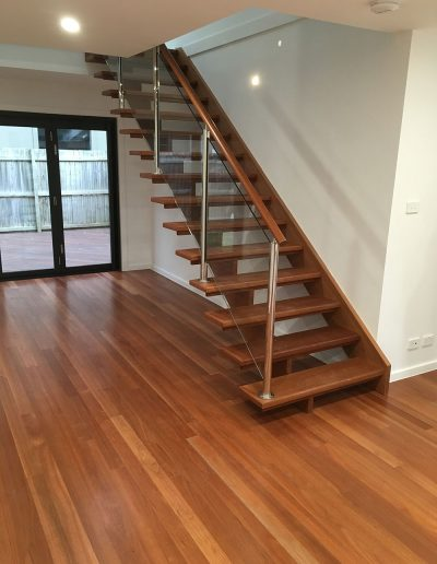 Floor and Stairs