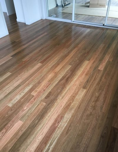 New Timber Floor