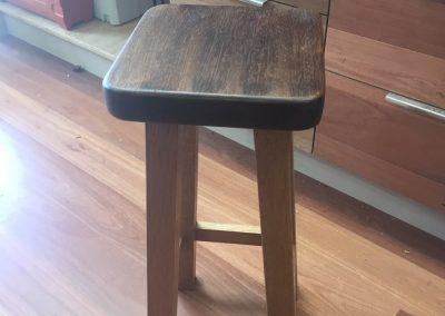 Man stool