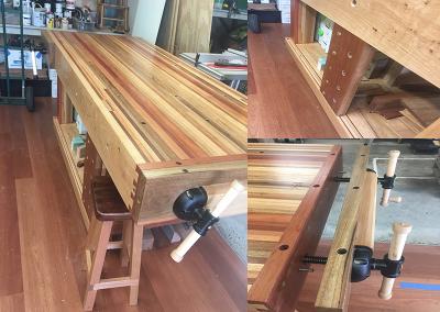Workshop bench